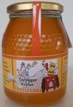 Miel cruda de Naranjo 1 Kg. Artesanal.