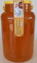 Miel cruda de Naranjo 5 Kg. Artesanal.