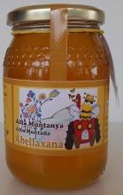 Miel cruda de Alta Montaña 500 Gr. Artesanal.