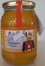 Miel cruda de Naranjo 500 gr. Artesanal.
